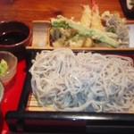 かまくら - 天ぷらそば
