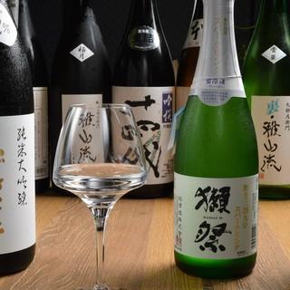 [厳選仕入れの日本酒]驚きのお値打ち価格でご提供!