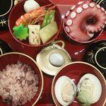 京料理 萬長 - お食い初め膳