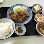 川島食堂 - 料理写真: