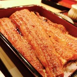 56638673 - うな重(特上)愛知県産の養殖鰻です‼︎