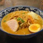麺 鶴亀屋 - 味噌ラーメン