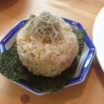 つなぐ食堂 - おばんざいプレート…画像消えちゃった 玄米おにぎりしか残ってない