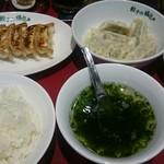 餃子の福包 - ランチ定食