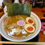 56642791 - 特製煮干しラーメン 1000円