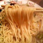 萬力亭 - チャンポン麺です