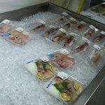 海鮮丸 - 惣菜②