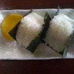 山崎製麺 - おにぎり