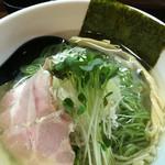 麺や勝治 - 青唐辛痛冷麺