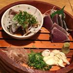 漁師料理 明神丸 -