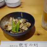 龍宮の刻 - 料理写真:まゆみちゃんのカジキマグロの角煮~☆