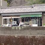 キシモト - ヨモギもちの先田商店を通って。。