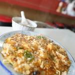 かわしま中華食堂 - 料理写真:麻婆AKY