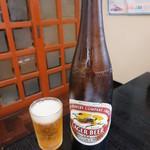 きしの - ビール大瓶 600円