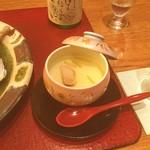 ホテルニューアワジ - 松茸入り和風ロワイヤル