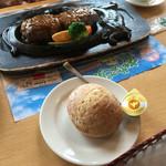 炭焼きレストランさわやか - パン