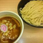 麺屋 中川 - つけ麺  大盛(無料)