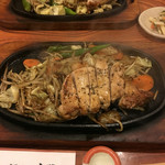 季節料理 大路 - スタミナ定食