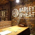 BARLEY WHEAT -
