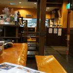 柿島屋 - 店内