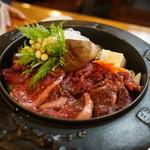 柿島屋 - 肉鍋 上