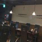 オルソ - 落ち着いた雰囲気の店内