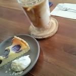 NAGASAWA COFFEE - グラスが二重になってて結露がでません