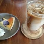NAGASAWA COFFEE - ケーキセット