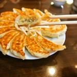 石松餃子 - 餃子の餡