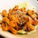 石松餃子 - みそホルモン