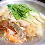 九段下 寿白 - 壬生鍋
