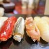 小川町金寿司 - 料理写真:ランチ握り