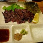 居酒家 しゅん - 土佐牛の網焼き