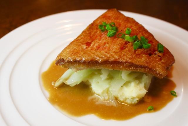 ル・クロの料理の写真