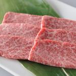 KollaBo - 特選カルビ(三角バラ/トロカルビ) 半人前980円