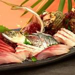 お食事処 海堂 - 料理写真:刺身盛合