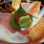 寿司居酒屋 七福 - ちらし寿司