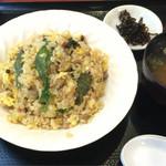 中華料理シーズ - チャーハン