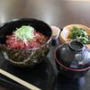 すみせん - 料理写真:ランチ名物 黒毛和牛炭火焼たたき丼 がぶり丼☆