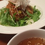 焼肉平城苑本館 - つけ冷麺