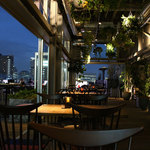 roof top bar & terrace G -