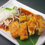 嘉祥 - 薩摩錦鶏のコンフィー