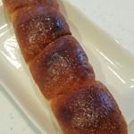 ベーカリーコネル - ふわふわちぎりパン 180円