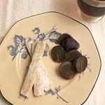 フランス菓子 葦 - チーズパイ 自宅で