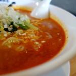 四川名菜 天心 - 胡麻風味が強くとろみさえ感じるスープ