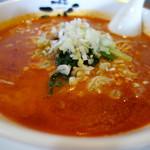 四川名菜 天心 - 花椒はほのかに舌にまとわりつくイメージ(無論涙、鼻水が溢れます)