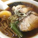 チャーシュー麺。
