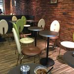 ビナスタカフェ - 喫煙室