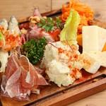 N.Y table - 料理写真: