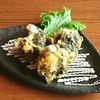 新感覚のポテトサラダの天ぷら